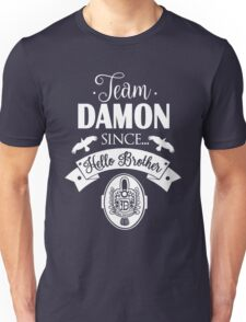 Vampire - Team Damon Unisex T-Shirt