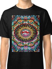 Trippy Animal Collective Classic T-Shirt