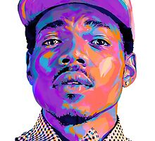 Chance the Rapper ~ Purple by nBoots