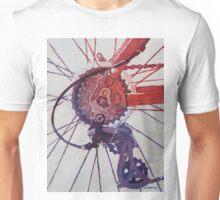 Rear Drailleur Unisex T-Shirt