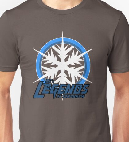 Legends of Tomorrow- Cold Unisex T-Shirt