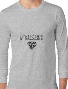 Fresh Diamond Long Sleeve T-Shirt