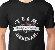 Vampire - Team Rebekah Unisex T-Shirt
