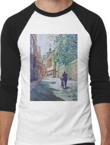 Brasenose Lane Men's Baseball ¾ T-Shirt