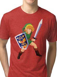 Link (Simplistic) Tri-blend T-Shirt