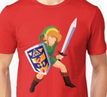 Link (Simplistic) Unisex T-Shirt