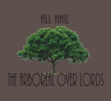 The Arboreal Overlords One Piece - Short Sleeve