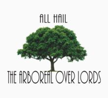 The Arboreal Overlords Kids Tee