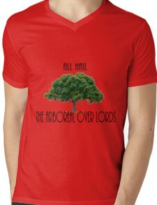 The Arboreal Overlords Mens V-Neck T-Shirt