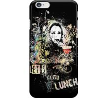 Let's have lunch - Orphan Black iPhone Case/Skin