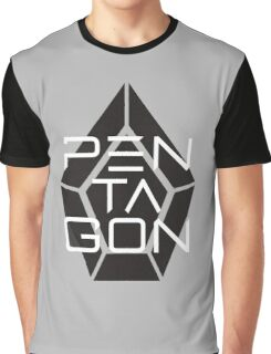 Pentagon - Logo Graphic T-Shirt