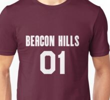 Peter Hale 01 Beacon Hills Cyclones Unisex T-Shirt