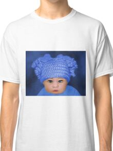 ADORABLE BABY BLUE - PICTURE - CARD Classic T-Shirt