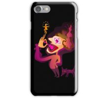 Joker - Colorful Clown And A Dog iPhone Case/Skin