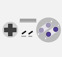 SNES - The Game Collection by Josh Messmer
