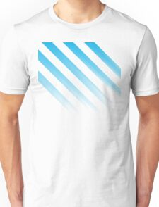 Blue stripes Unisex T-Shirt
