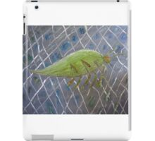 """Night Time Visitor to Tennis Court"" iPad Case/Skin"