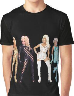 RUSTASTIC FOUR Graphic T-Shirt