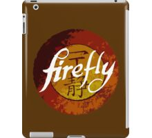 The One Season Only 'FIREFLY' iPad Case/Skin