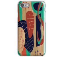 Atomic Joy Two iPhone Case/Skin