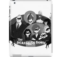 The Incredibles Family  iPad Case/Skin