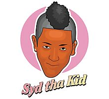 syd tha kid from the internet Photographic Print