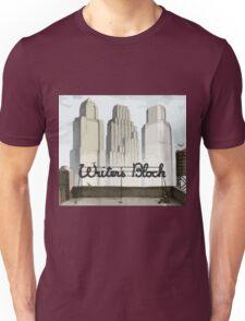 Writers Block Unisex T-Shirt