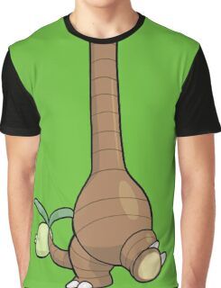 Alola Exeggutor Graphic T-Shirt