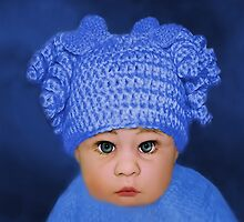 ADORABLE BABY BLUE CHILDRENS PILLOWS AND OR TOTE BAG by ✿✿ Bonita ✿✿ ђєℓℓσ