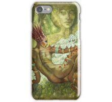 Mermaids of the Deep: Egyptian Sea Star iPhone Case/Skin