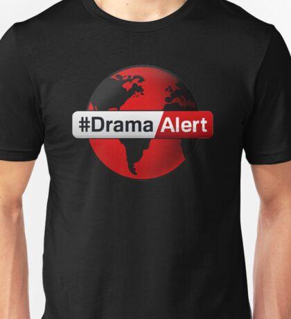 DRAMA ALERT LOGO MERCHANDISE Unisex T-Shirt
