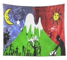 Nature Party Wall Tapestry