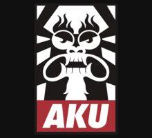 Obey AKU One Piece - Short Sleeve
