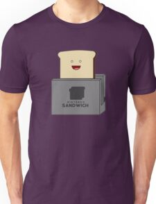 Nintendo Sandwich (Nintendo Switch Parody) Unisex T-Shirt
