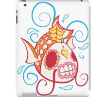 Magikarp Popmuerto | Pokemon & Day of The Dead Mashup iPad Case/Skin