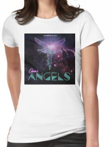 Orion's Angels Casios Clay Merch Womens Fitted T-Shirt