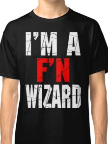 F'N Wizard Classic T-Shirt