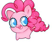 Pinkie Pie  by PastelQueen
