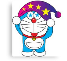 Doraemon Wizard Canvas Print