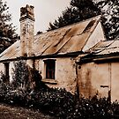 old cottage Canberra by bekyimage