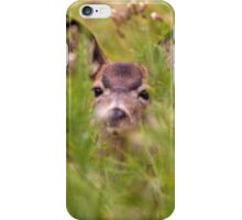 On Alert! iPhone Case/Skin