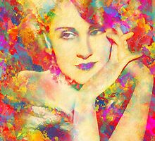 Norma Shearer by solnoirstudios