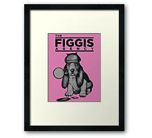 The Figgis Agency - Archer Framed Print