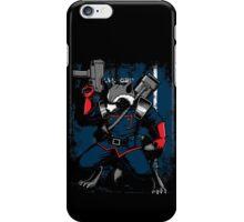 Battle Raccoon iPhone Case/Skin