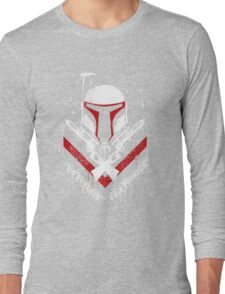 Boba Fett - Only Promises Long Sleeve T-Shirt