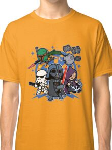 Boba Fett - Darth Vader And Friends Classic T-Shirt