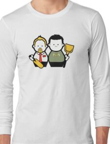 Shaun of The Dead Long Sleeve T-Shirt