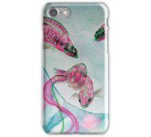 Fische und Pico iPhone Case/Skin