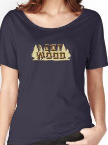 Shaun Ed I Got Wood Women's Relaxed Fit T-Shirt