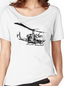 UH-1N Twin Huey Women's Relaxed Fit T-Shirt